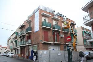 Arreglo de las terrazas en el Edificio PREI