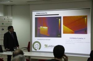 Congreso de Termografía en Sevilla