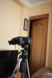 Estudio termográfico y Test de Blower Door
